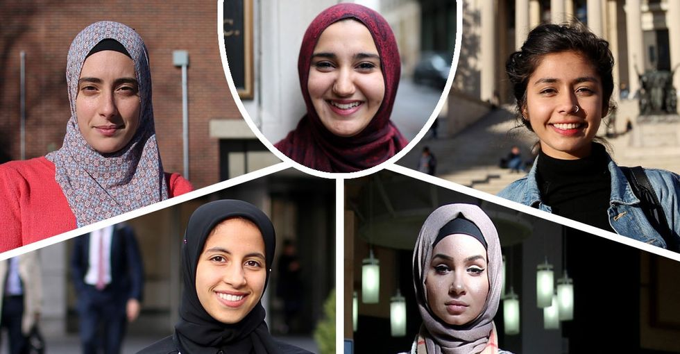 6 Muslim American women share their thoughts on the election.