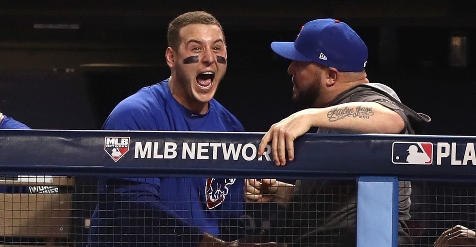 The Chicago Cubs World Series win is the election distraction America needs.