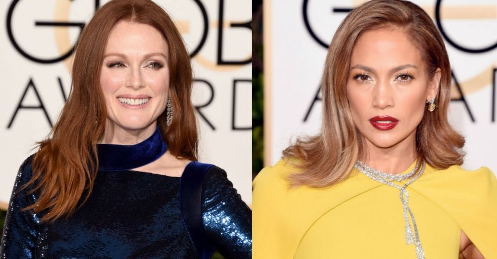 Red-carpet questions can be sexist. These 9 celebrity tweets fought back.
