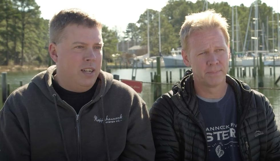 How 2 cousins saved their family's oyster company with underwater farming.