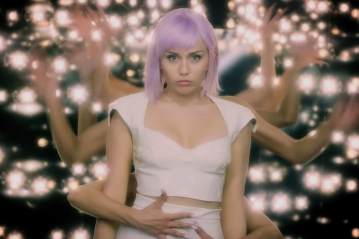 'Black Mirror' Reveals Season Five Trailer Starring Miley Cyrus