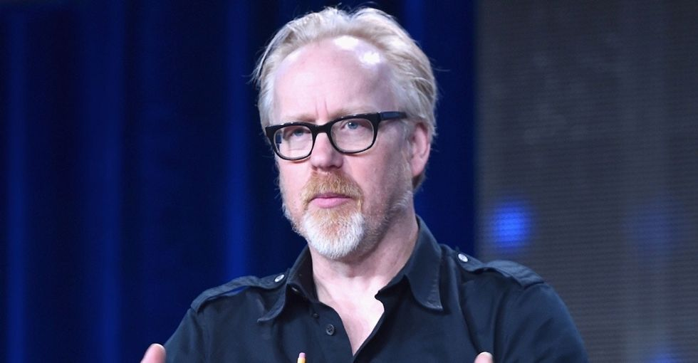 A former 'MythBusters' extra thanks Adam Savage for crushing a harmful myth about gender.