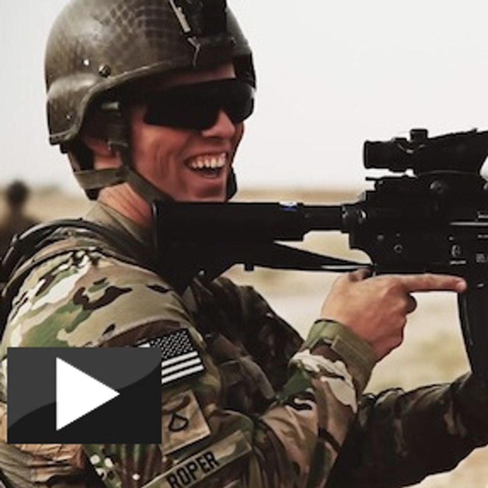 Afghanistan Up Close And On Video