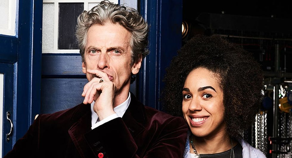 Doctor Who's newest companion is adventurous, inquisitive, and openly gay.