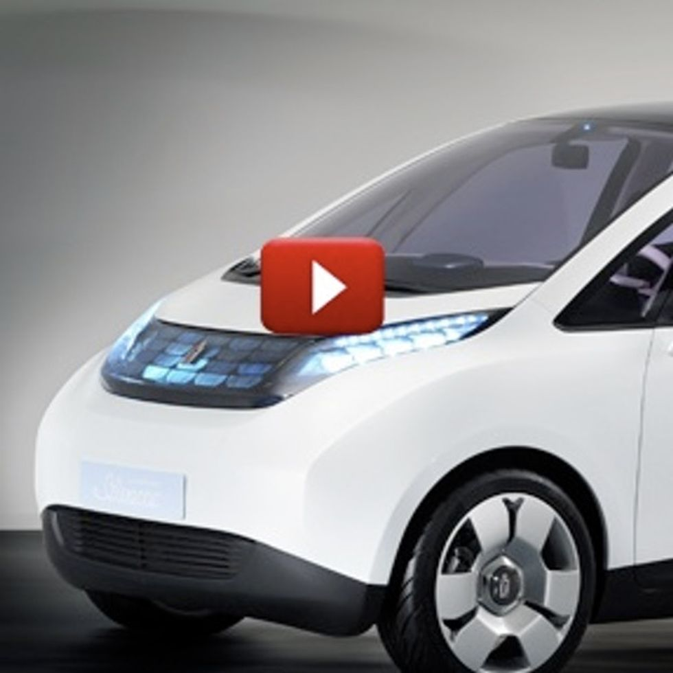See The Car That's Twice As Green As Your Prius