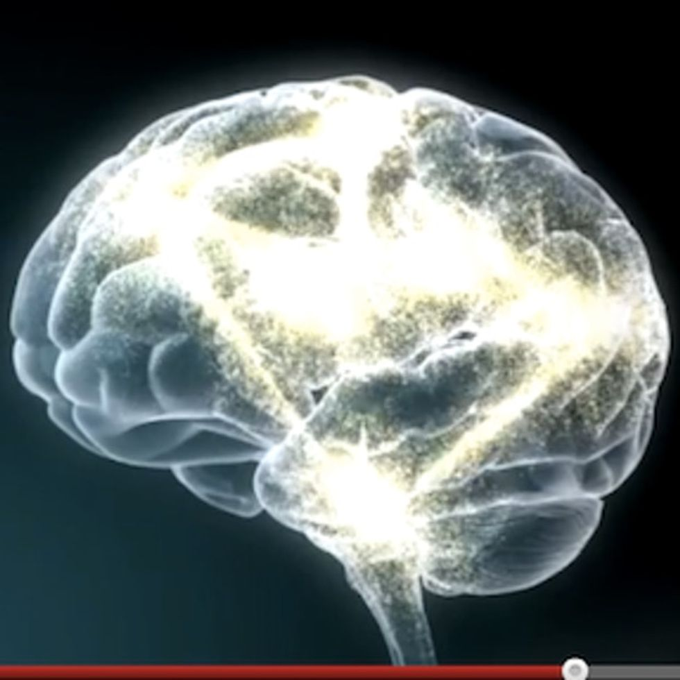 Which Is More Complicated, The ENTIRE Internet, Or One Child's Brain?