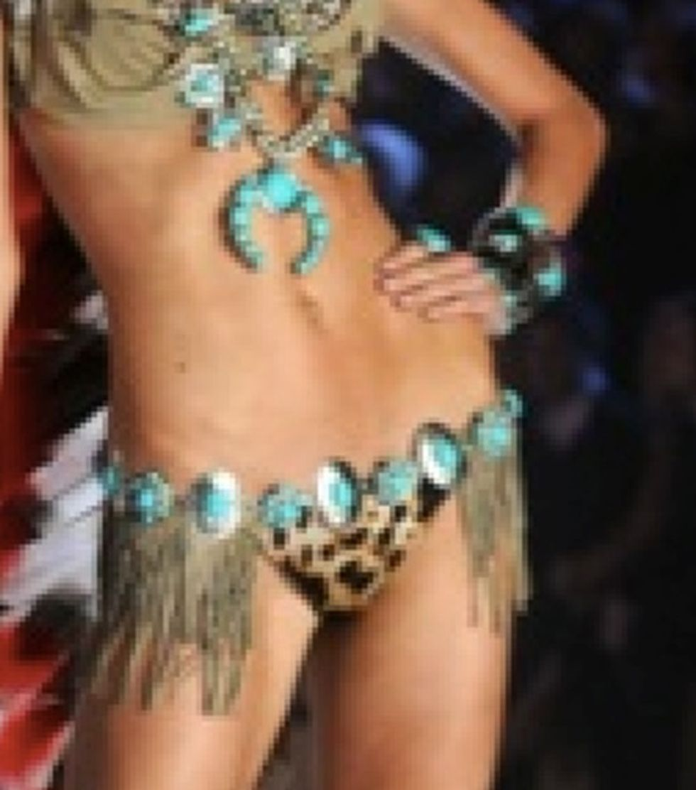 I Thought Pocahontas Was Bad, But Victoria's Secret Takes The Prize For Most Inane Cultural Appropriation Ever