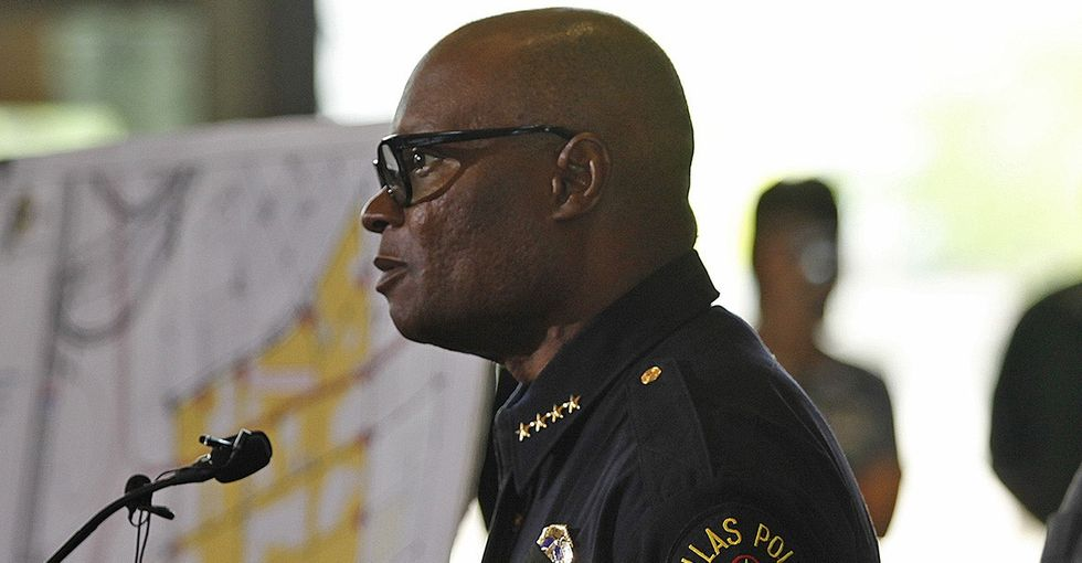 Law enforcement gets a lot wrong. But here's what the Dallas Police got right.