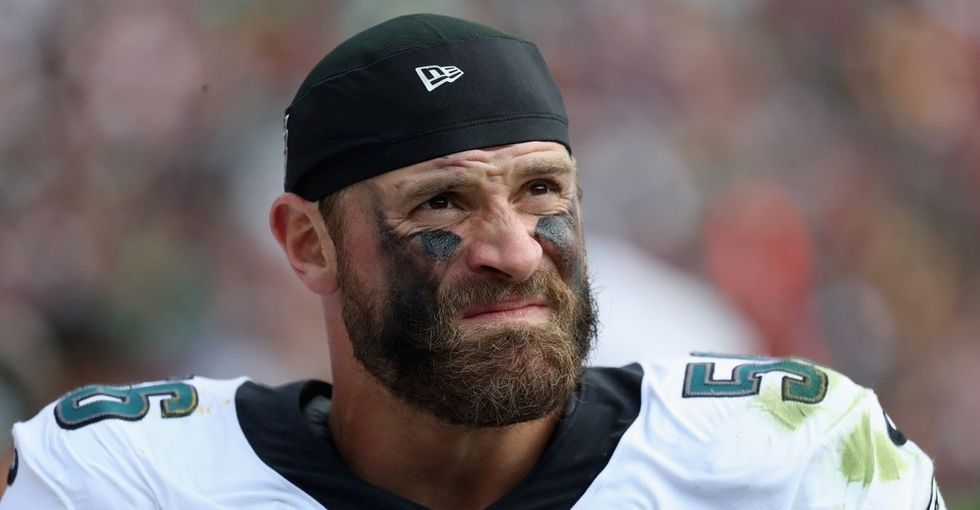 NFL star Chris Long is donating his entire year's salary to a great cause.