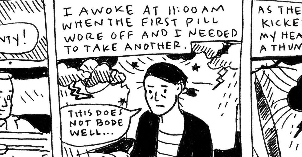 Explaining migraines can be tricky. This comic helps.