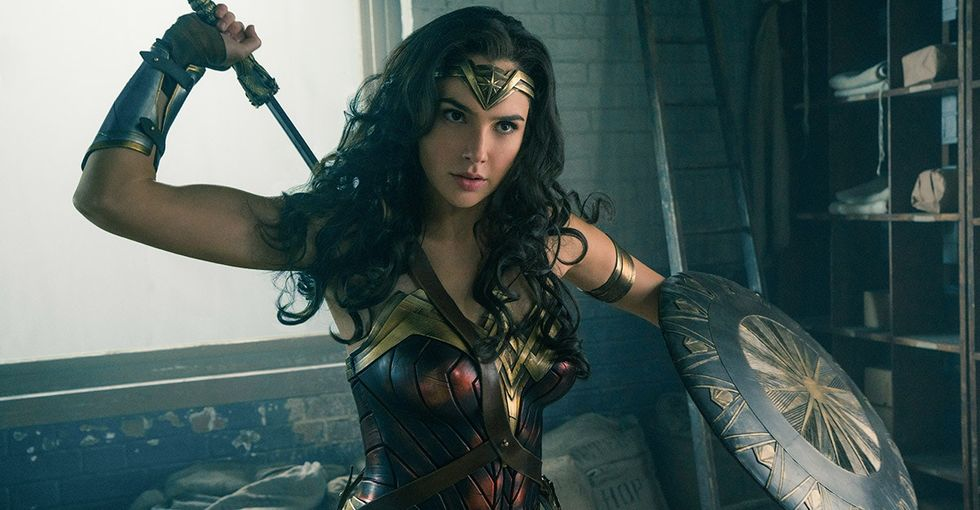 The viral campaign to send girls to see 'Wonder Woman' will warm your heart.