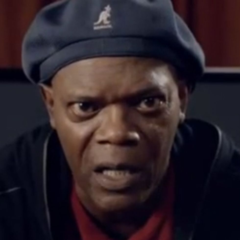 How Did Mitt Romney Make Samuel L. Jackson This Angry?