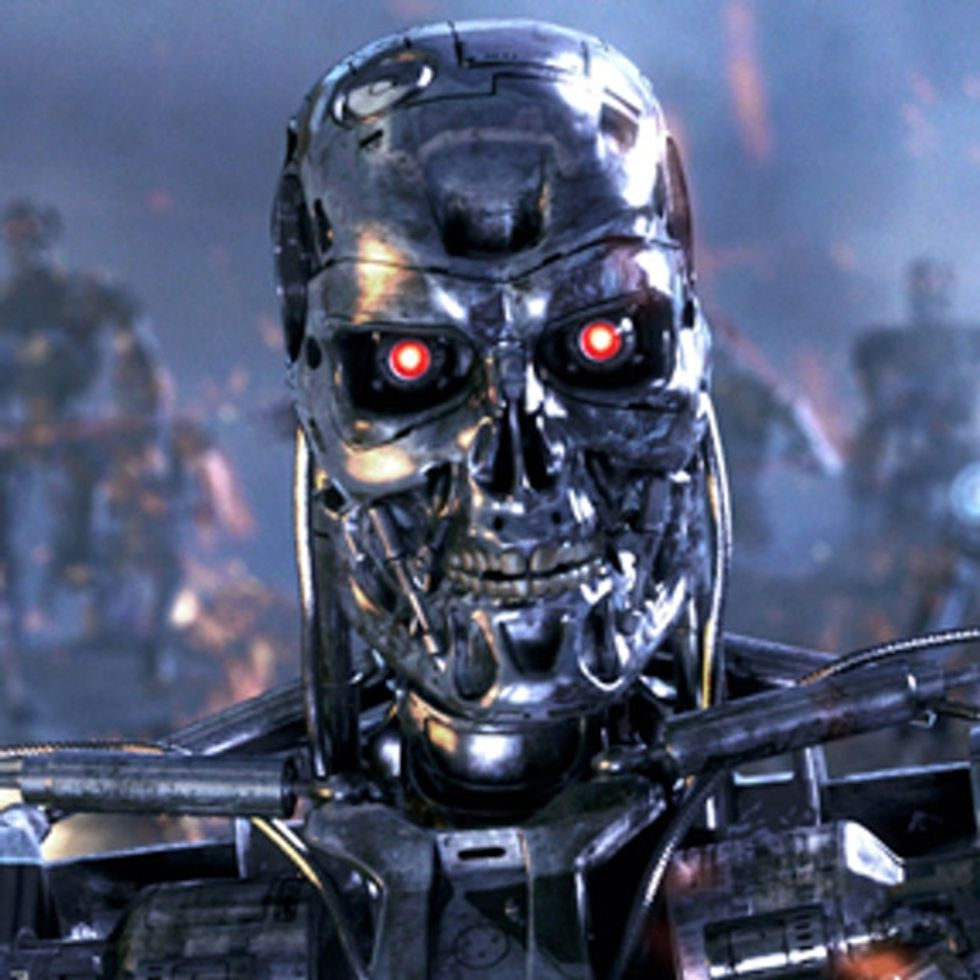 How Drone Warfare Is Getting Creepily Close To The Plot Of 'The Terminator'