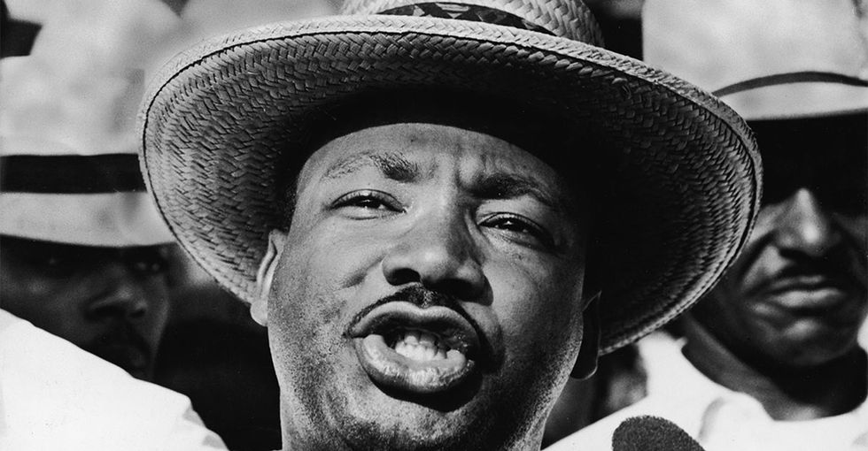 These 50 powerful quotes sum up just how incredible MLK was.