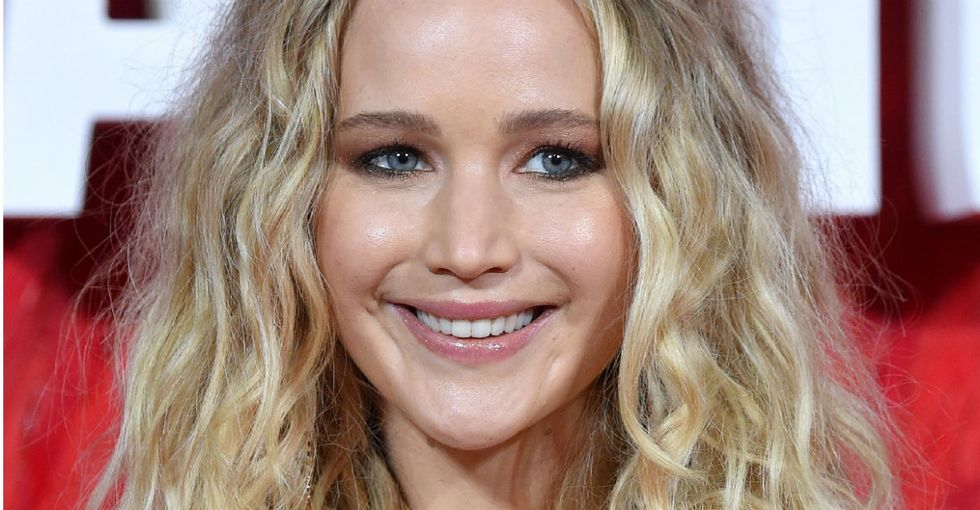 Jennifer Lawrence hasn't forgotten about Catt Sadler. Neither should we.