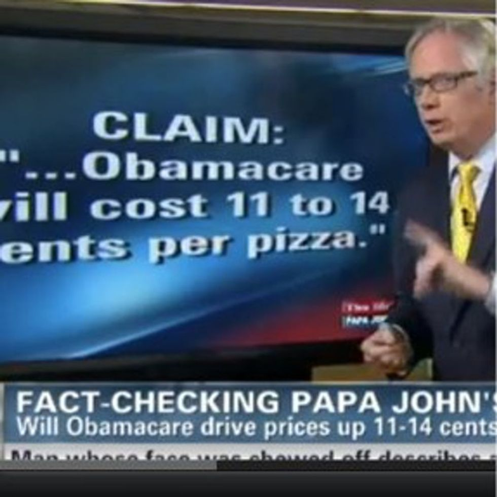 Papa John's Delivered My Pizza On Time, But They Forgot To Hold The Extra Lies