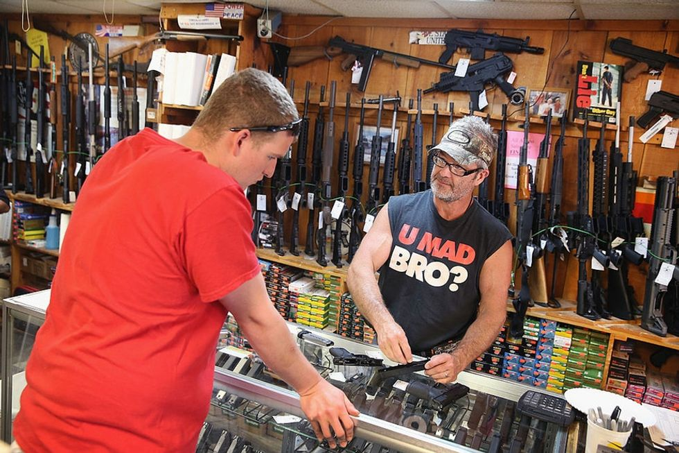 This gun store owner has a radical plan for preventing suicides by gun.
