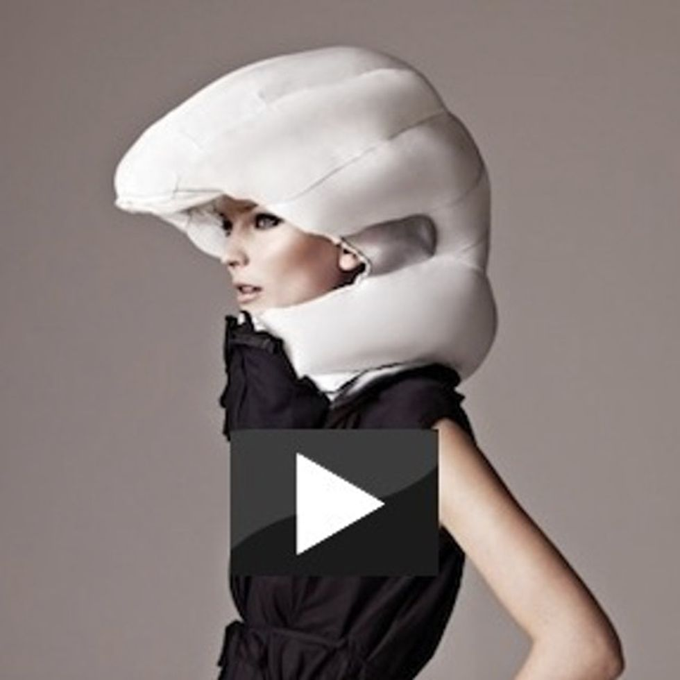How To Wear A Helmet, Without Wearing A Helmet