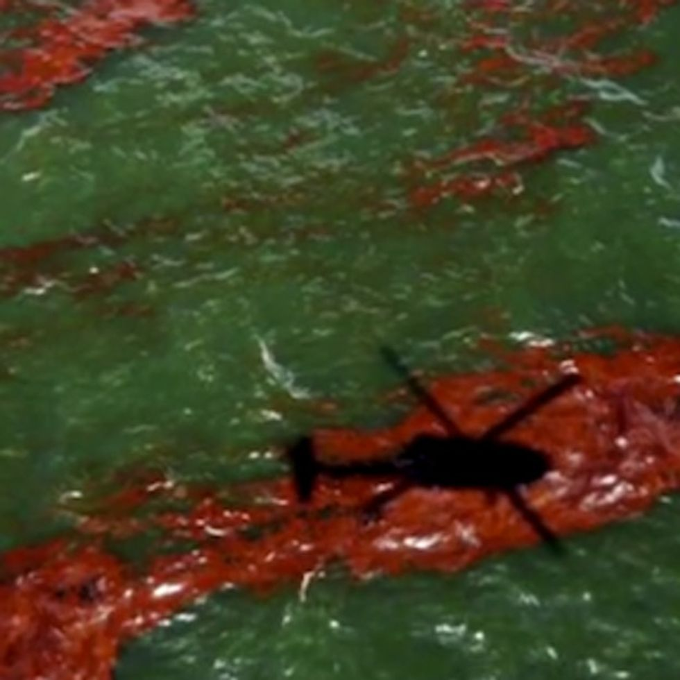 BP Tries To Cover Up Its Oil Spill And Accidentally Poisons The Gulf Of Mexico AGAIN