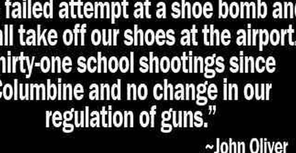 The 2 Most Rational Sentences About Gun Regulation On The Internet Right Now
