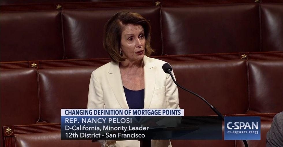 16 of the best responses to Nancy Pelosi's record-breaking 8-hour speech.