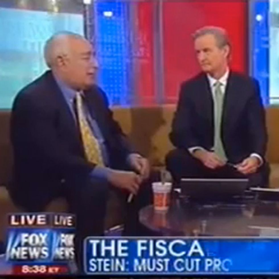 Win Ben Stein's Money? No Need, He Wants To Pay More Taxes.