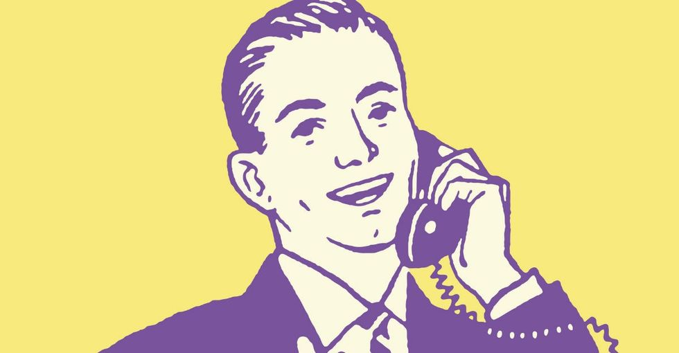 Sweden's popular Mansplaining Hotline blew up — with calls from curious men.