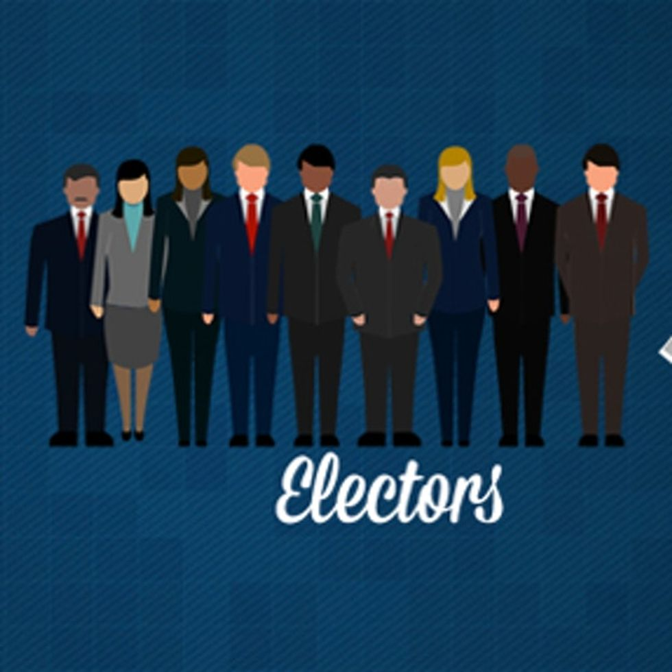 Why Aren't There Any Students At The Electoral College?