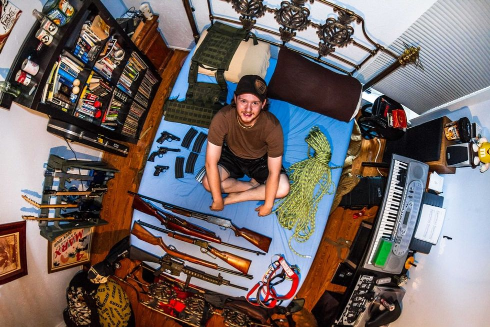 These 21 bedrooms from across the world will help you understand millennials.