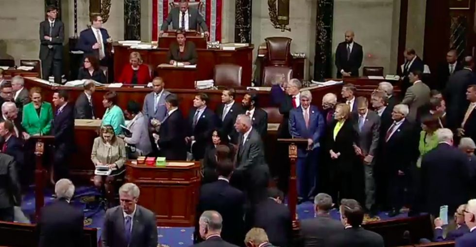 'It doesn't save one life!': A House member erupts after moment of silence for Santa Fe.
