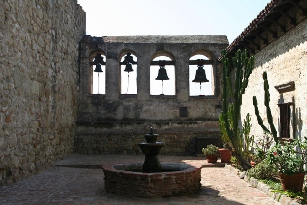 11 Spanish missions that have lots of stories to tell, but only if we let them.
