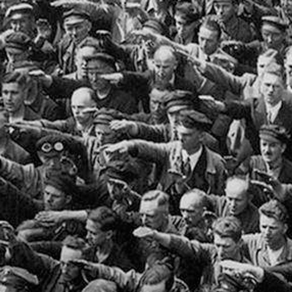 Why You Should Know Who August Landmesser Is