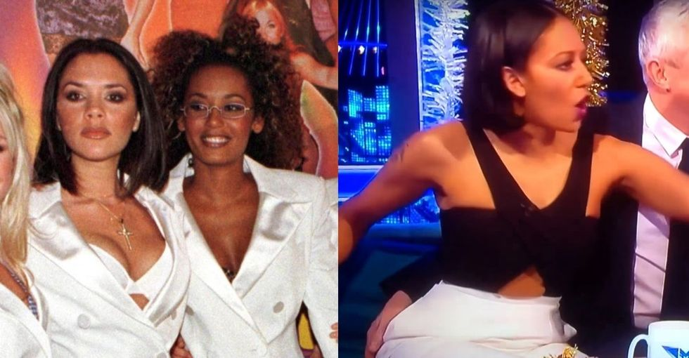 A video of Spice Girl Mel B being groped has resurfaced. It's earning rightful outrage.