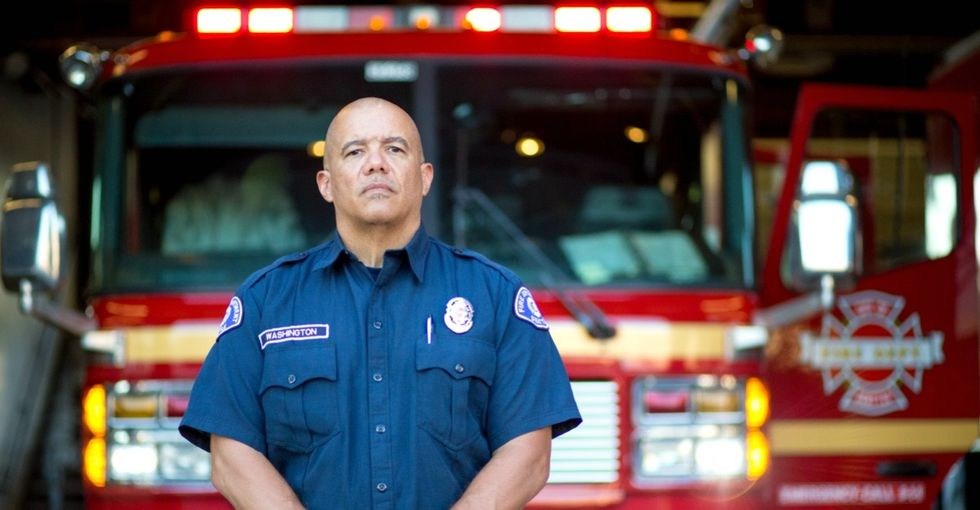 Think seeing traumatic events doesn't faze first responders? Think again.