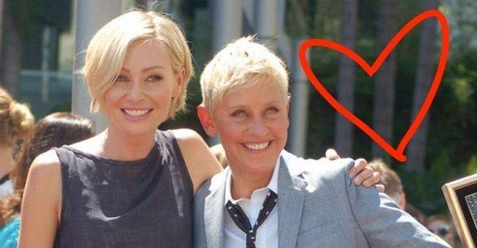 What Are Homophobes Afraid Of? Ellen Responds.