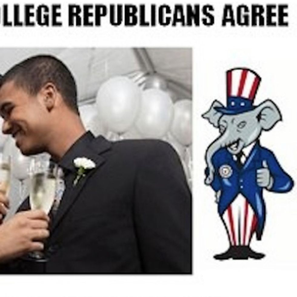 College-Age Republicans Decide To Compromise In An Awesome Way