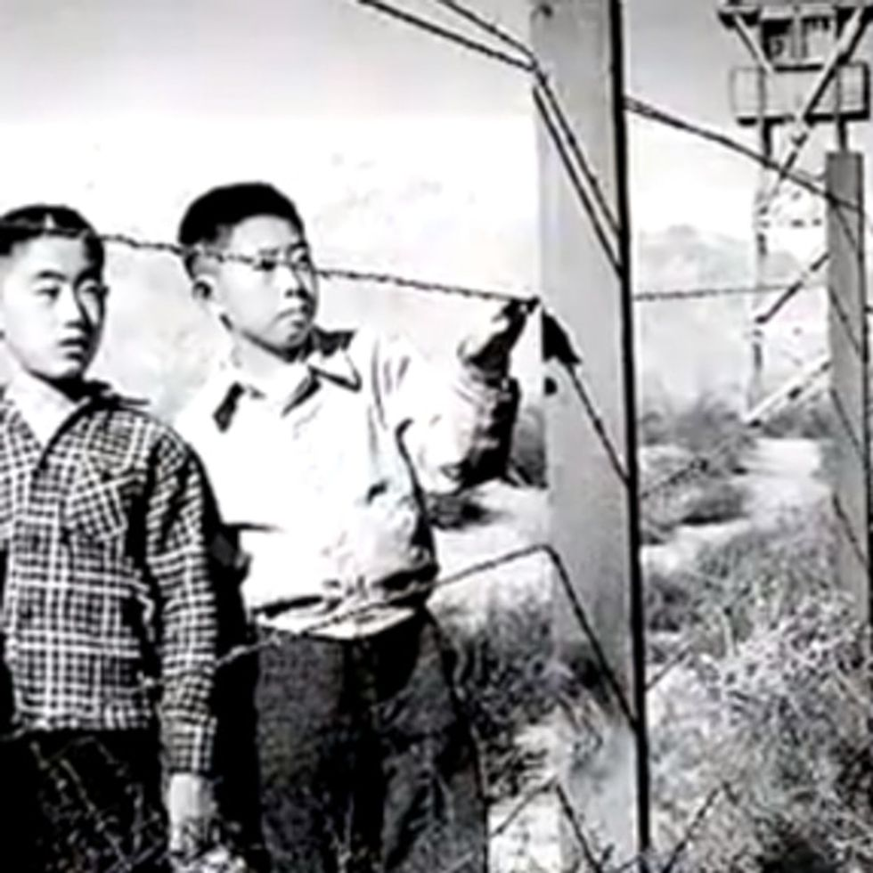 Why Would Anyone Want To Put George Takei In A Prison Camp?