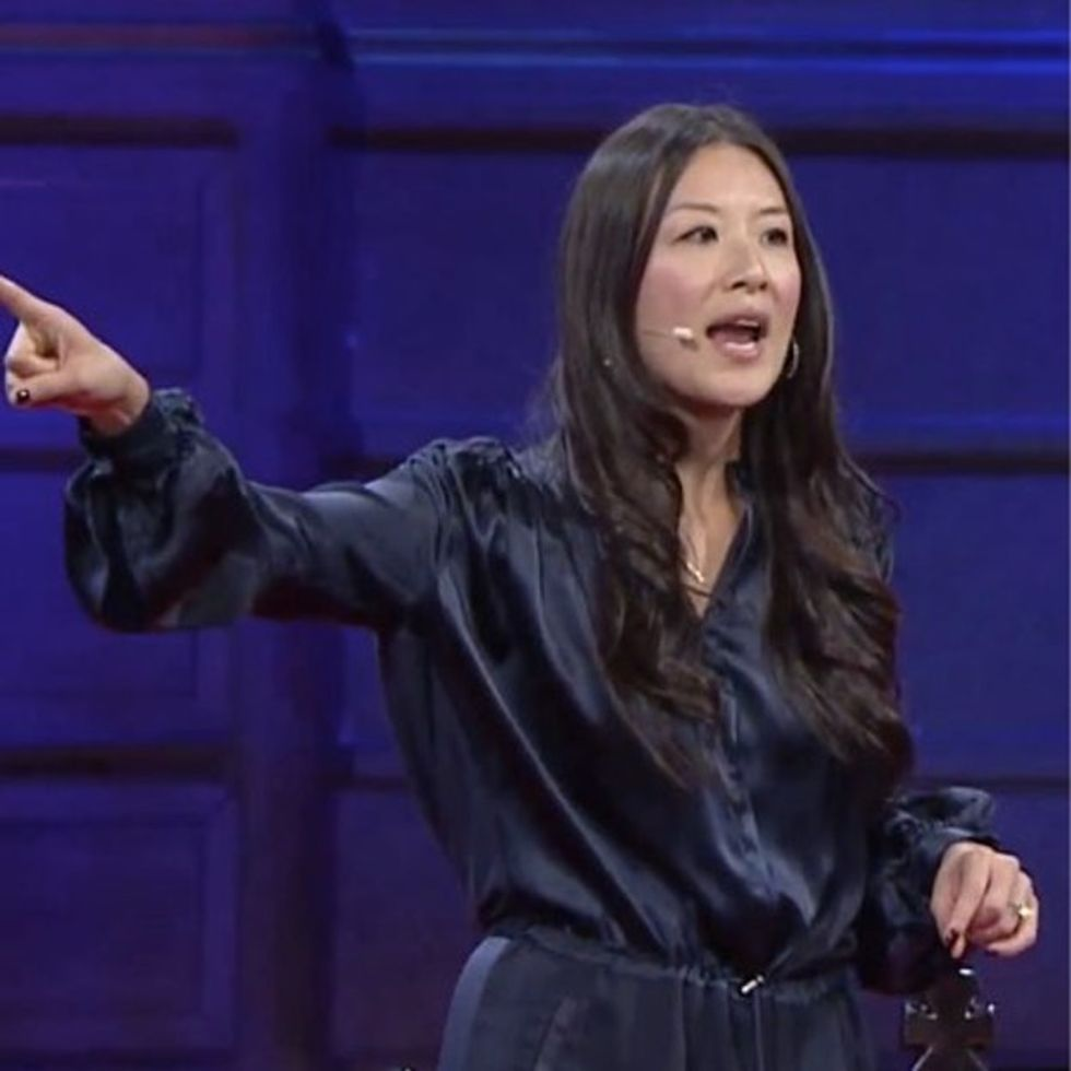 Watch: the TEDx talk that knocked me down a peg or two.