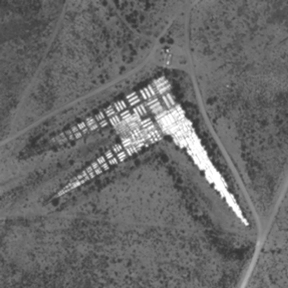 Forget Crop Circles. The U.S. Military Does Even Weirder Stuff In The Middle Of Nowhere.