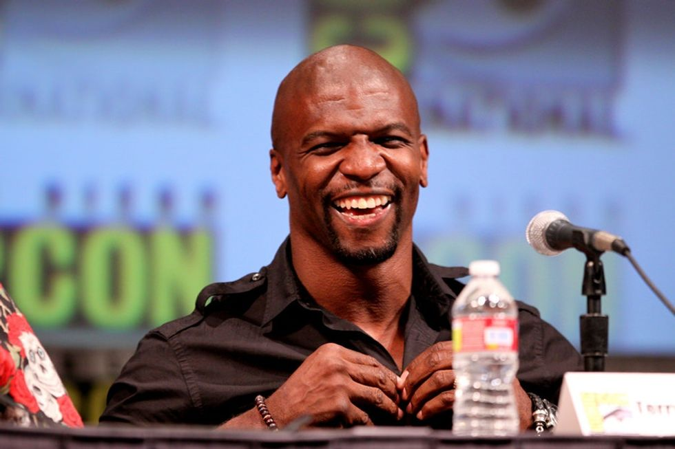 To save his marriage, Terry Crews had to completely rethink what it means to be a man.