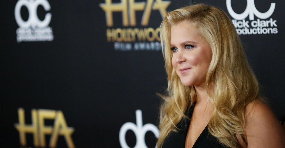 Amy Schumer's amazing gift to her father is the definition of dad-daughter goals.