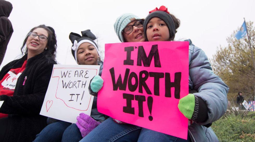 A stunning majority of Americans now support raising teacher salaries.