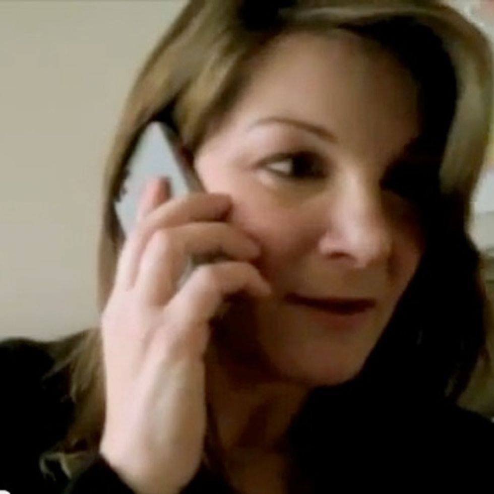 Watch A Nervous Mom Make An Heroic Phone Call While Her Kid Naps