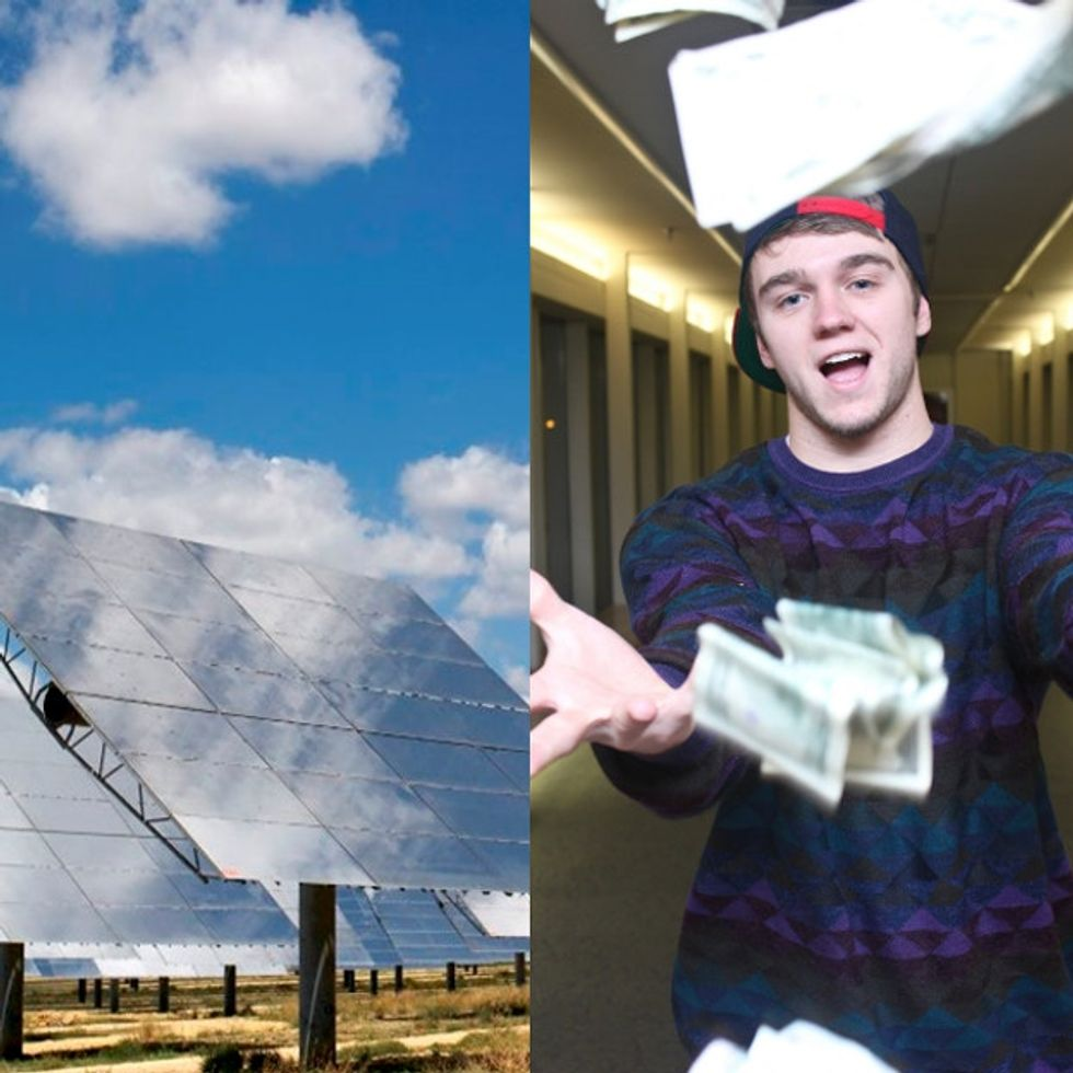 Why Going Off The Grid Isn't Just For Conspiracy Theorists Anymore
