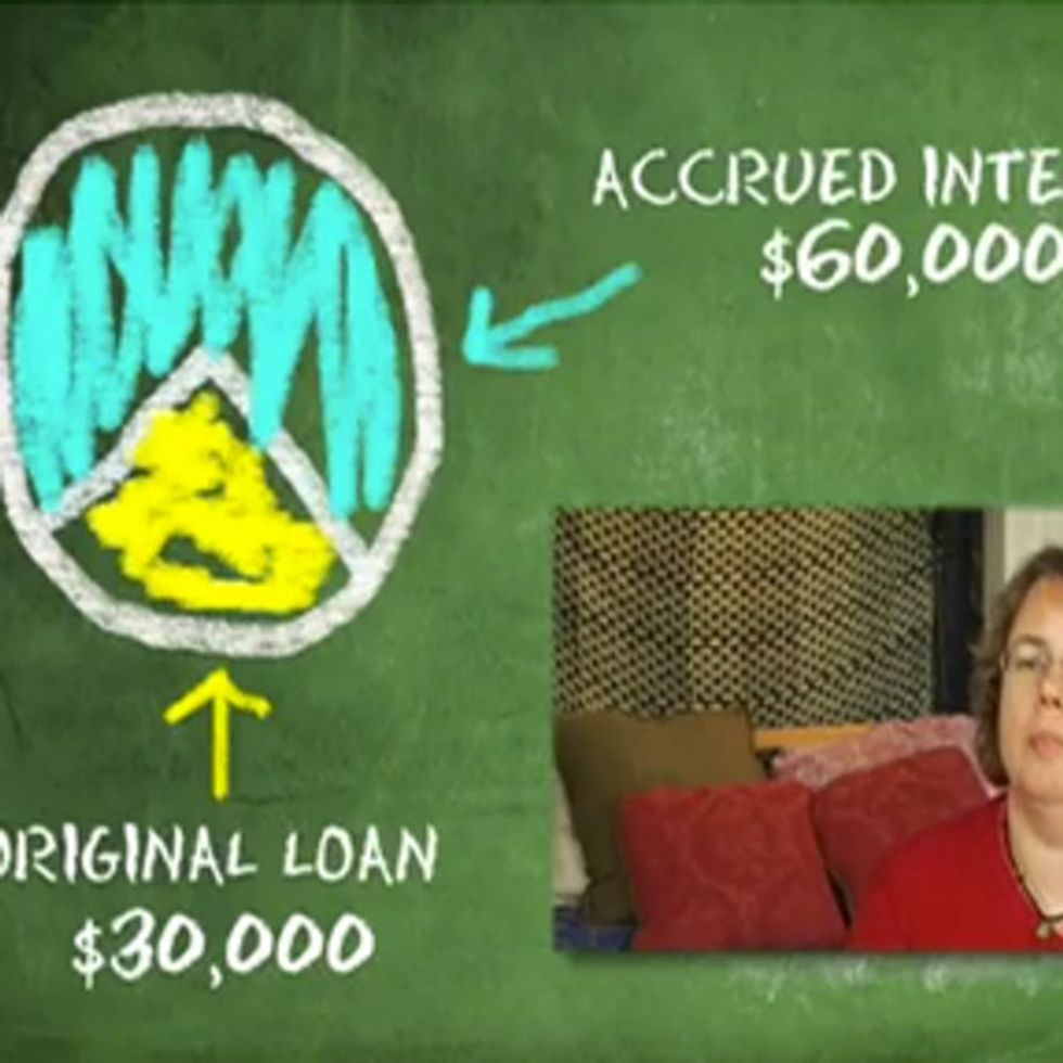 Paying Off Student Loan Debt Is Becoming Mathematically Impossible