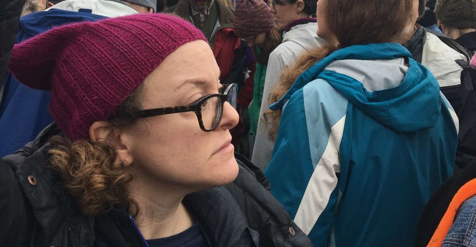 5 invaluable tips on how to resist from a first-time activist.