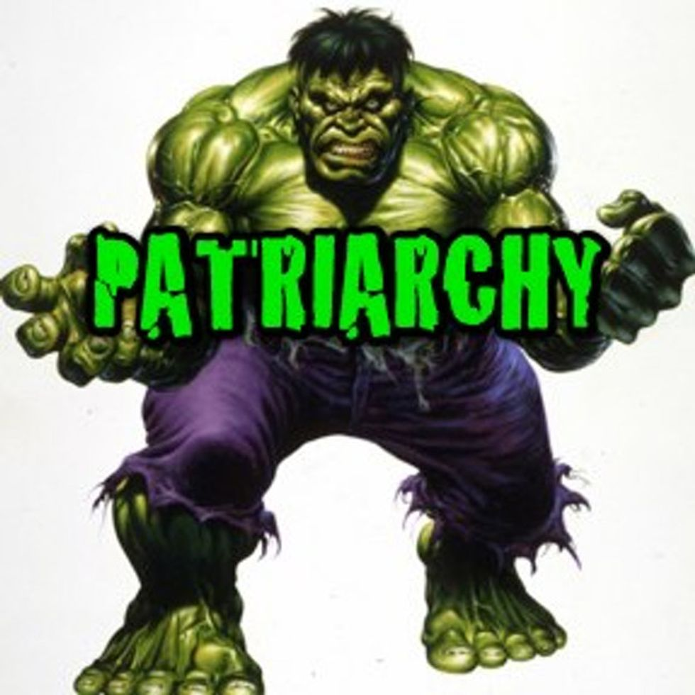 Why Men Should Want To Hulk-Smash The Patriarchy, Too