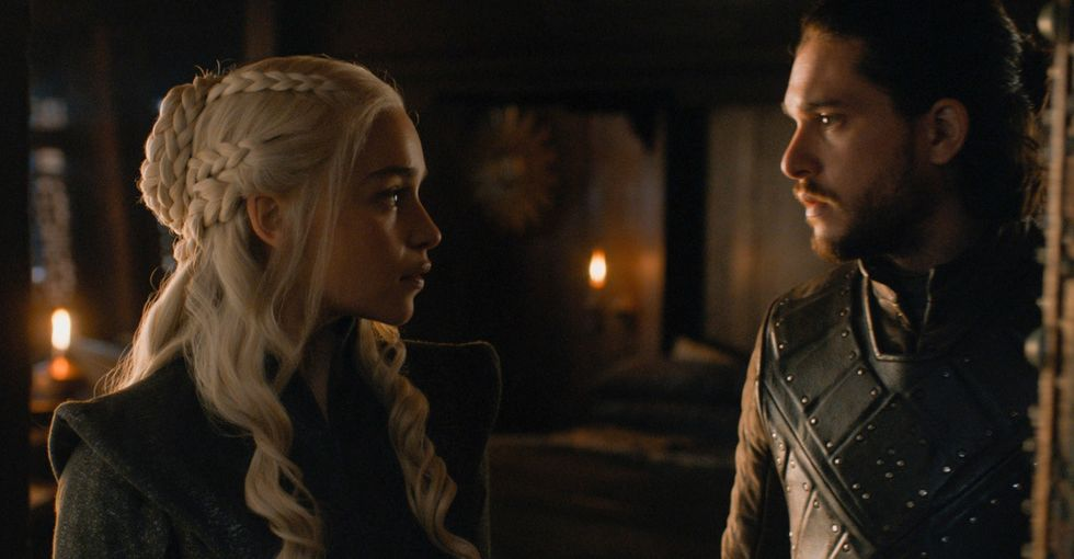 7 shockingly nice moments from the season finale of 'Game of Thrones.'