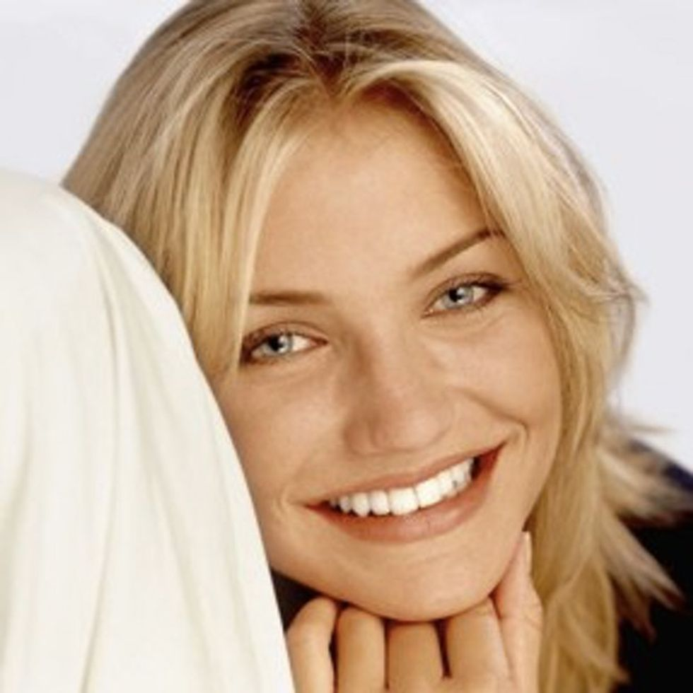 Yikes, Did Cameron Diaz Actually Need That Much Photoshopping?