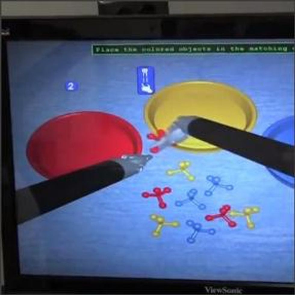 Why Your Future Surgeon Is Playing Xbox 360 Right Now